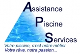 Logo de assistance piscine services (aps)