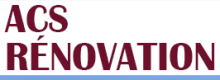 Logo de ACS r�novation