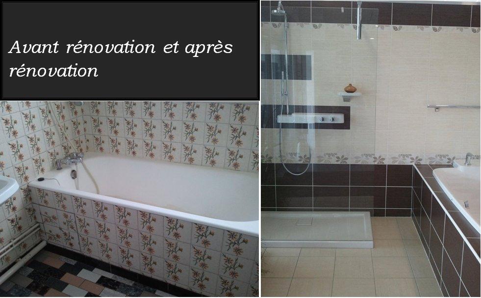 Eurl rodrigues jean pierre les auxons - Renovation salle de bains ...