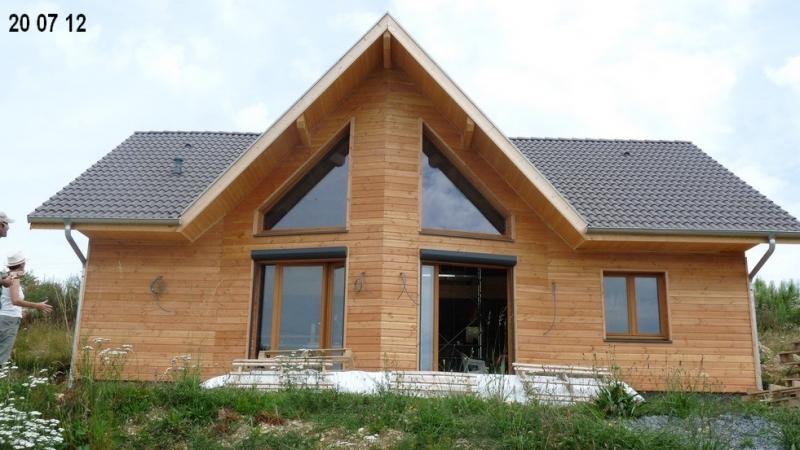 B tir bois confort voiron for Constructeur maison voiron