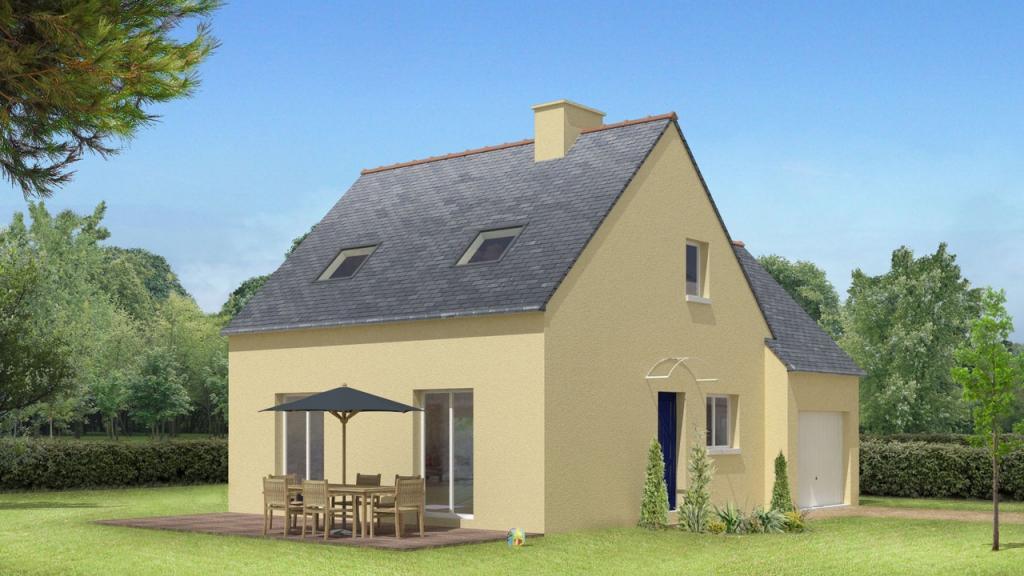 Maisons de l 39 avenir bain de bretagne - Avenir maison ...