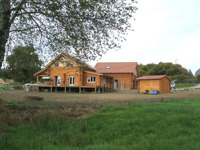 Maisons dunoises saint sulpice le dunois for Artisan constructeur maison individuelle