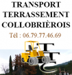 TERRASSEMENT TRANSPORT COLLOBRIEROIS