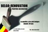 Logo de BELGO-RENOVATION