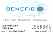 BENEFICIO Electricité-Domotique-Informatique