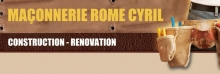MACONNERIE ROME CYRIL