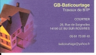 Logo de GB-Baticourtage