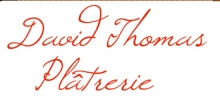 Logo de David Thomas Plâtrerie