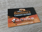 RODRIGUES CONSTRUCTION
