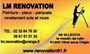 LM rénovation