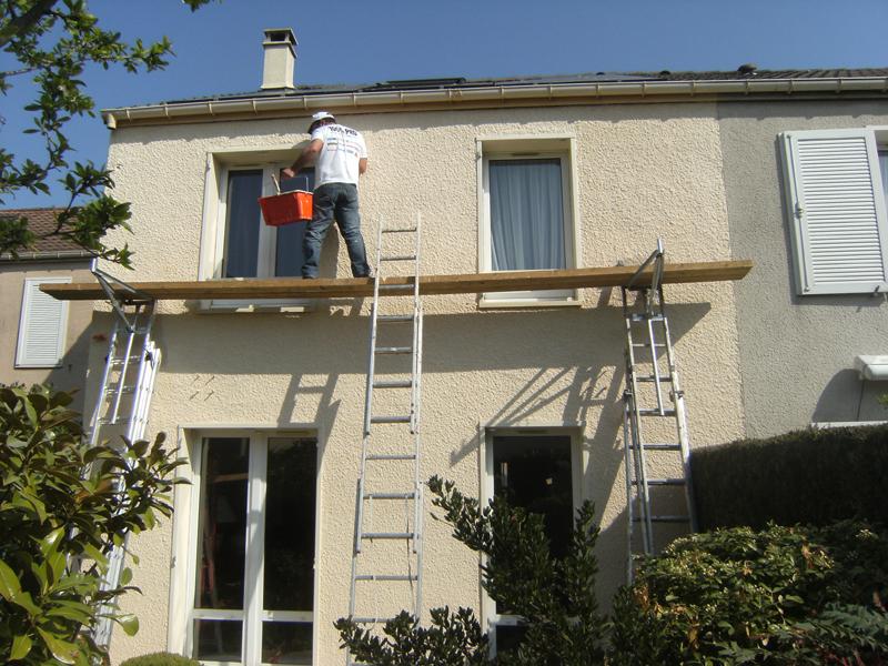 Renov toitures et façades à Moineville