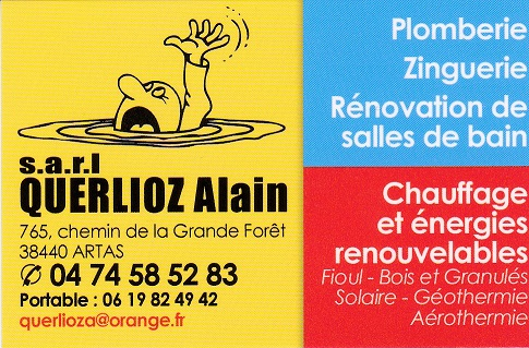 Querlioz Alain Artas 38440