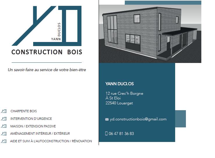 Yd Construction Bois Louargat