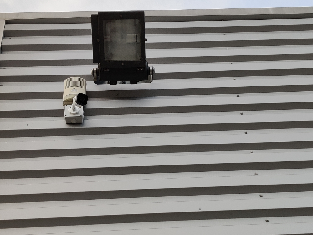 Installation Camera High Rent